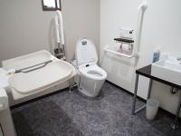 ユニバーサルデザイン・トイレ